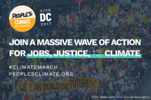 People's Climate March @ The Mall - Washington, DC